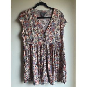Vanessa and Virginia Babydoll Dress, Size s